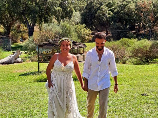 La boda de JUAN y Cynthia  en Los Barrios, Cádiz 8