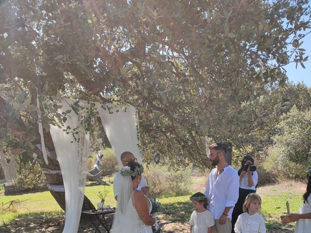 La boda de JUAN y Cynthia  en Los Barrios, Cádiz 11