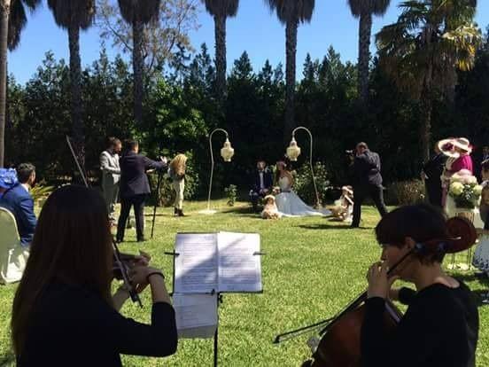 La boda de Ramiro y Lourdes  en Santiponce, Sevilla 3