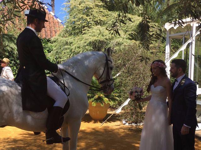 La boda de Ramiro y Lourdes  en Santiponce, Sevilla 2