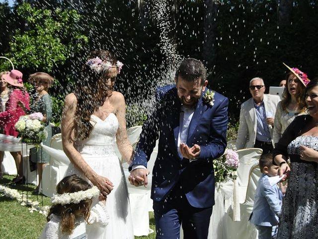 La boda de Ramiro y Lourdes  en Santiponce, Sevilla 13