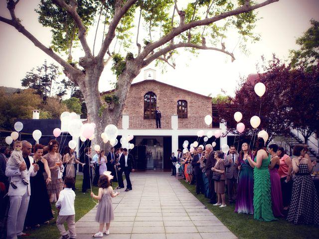 La boda de Albert y Neus