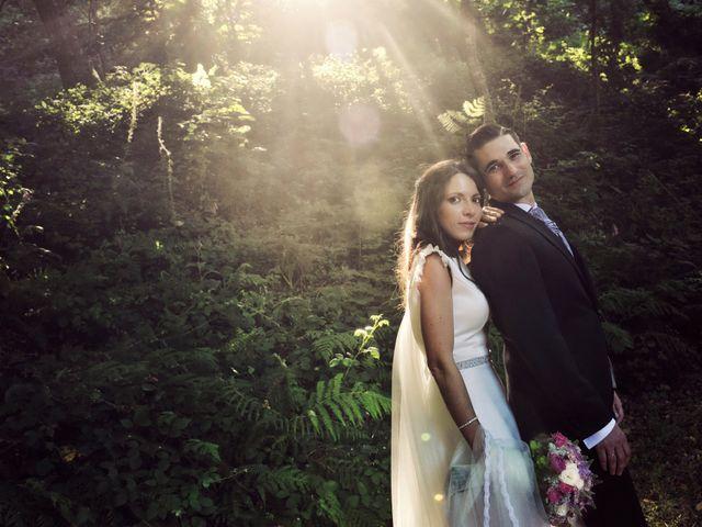 La boda de Patricia y Lex