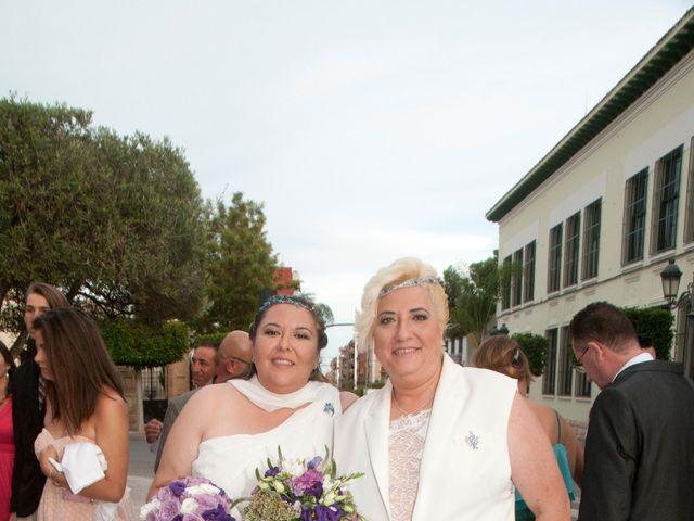 La boda de Eli y Ana en Paterna, Valencia 3