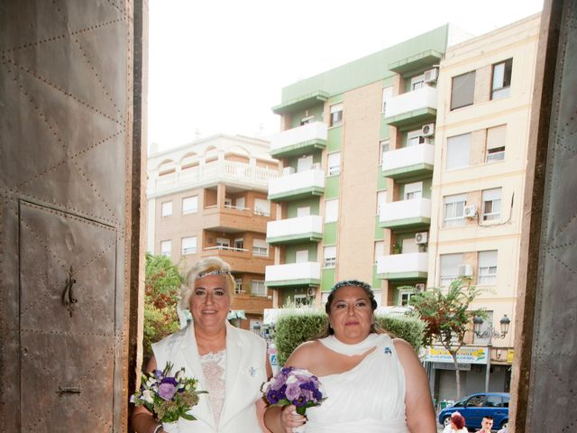 La boda de Eli y Ana en Paterna, Valencia 4