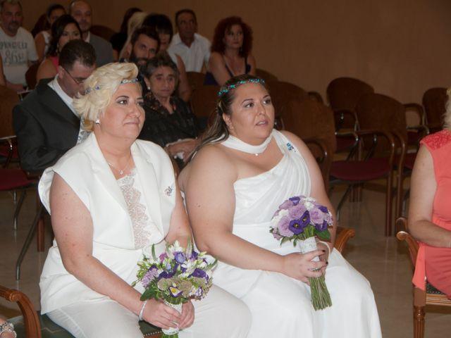 La boda de Eli y Ana en Paterna, Valencia 1