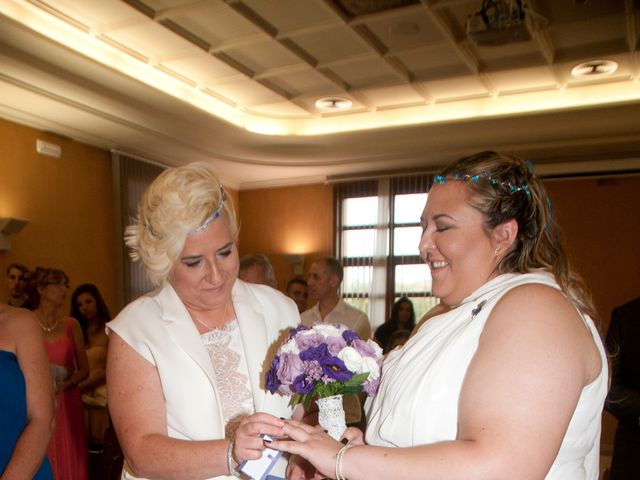 La boda de Eli y Ana en Paterna, Valencia 7