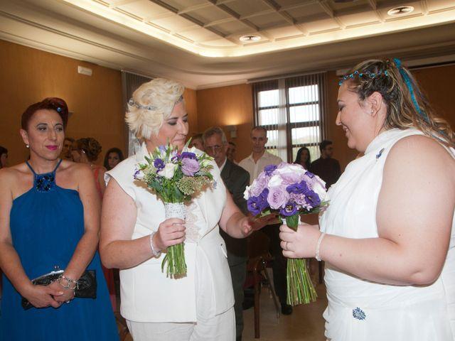 La boda de Eli y Ana en Paterna, Valencia 8