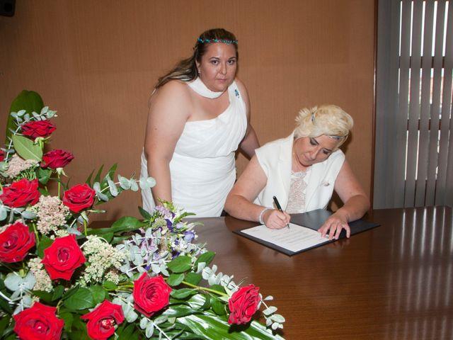 La boda de Eli y Ana en Paterna, Valencia 10