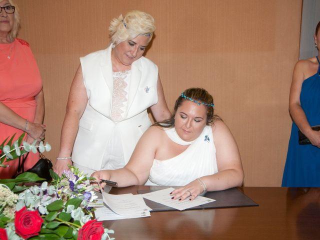 La boda de Eli y Ana en Paterna, Valencia 11