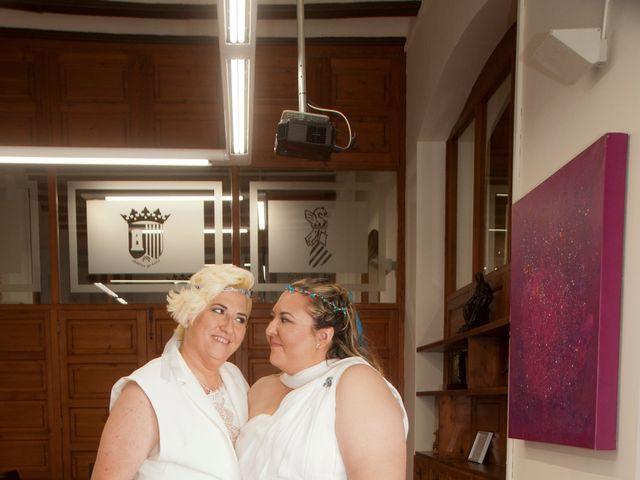 La boda de Eli y Ana en Paterna, Valencia 13