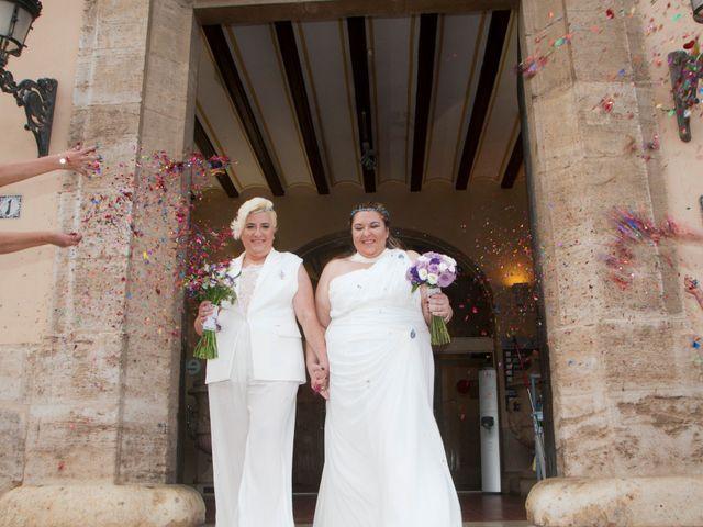 La boda de Eli y Ana en Paterna, Valencia 15