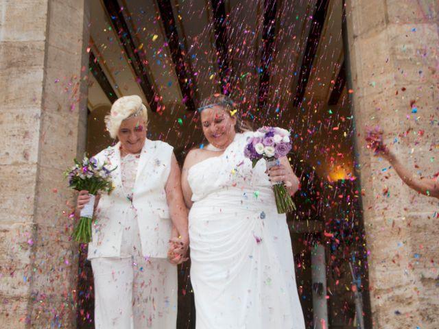 La boda de Eli y Ana en Paterna, Valencia 16