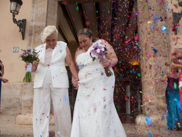 La boda de Eli y Ana en Paterna, Valencia 17