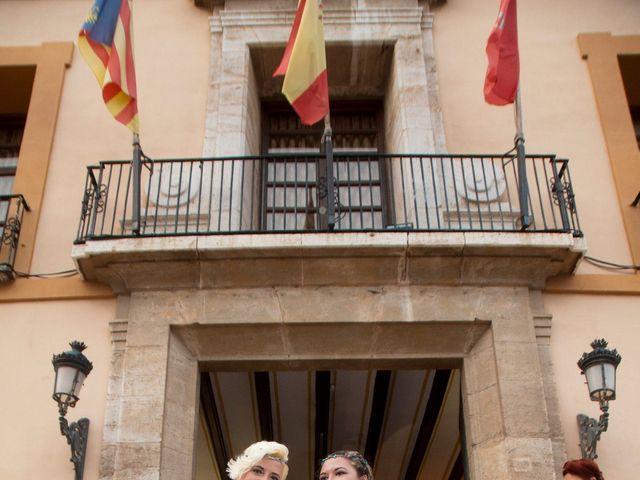 La boda de Eli y Ana en Paterna, Valencia 19