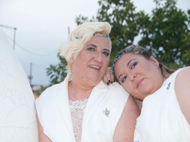 La boda de Eli y Ana en Paterna, Valencia 21