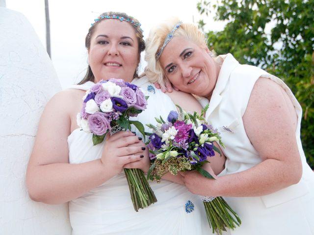 La boda de Ana y Eli