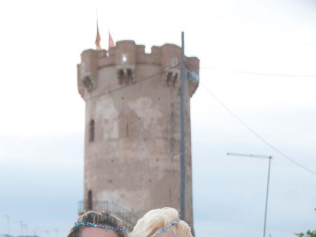 La boda de Eli y Ana en Paterna, Valencia 22