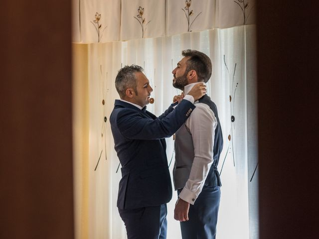 La boda de José B y Maleni en Murcia, Murcia 6