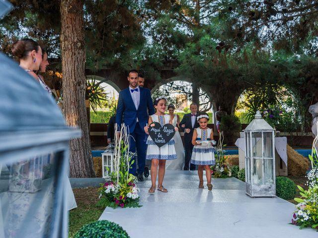 La boda de José B y Maleni en Murcia, Murcia 33