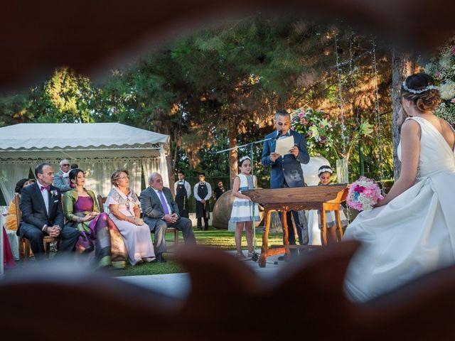 La boda de José B y Maleni en Murcia, Murcia 36