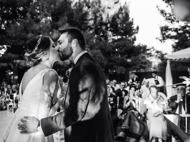 La boda de José B y Maleni en Murcia, Murcia 42