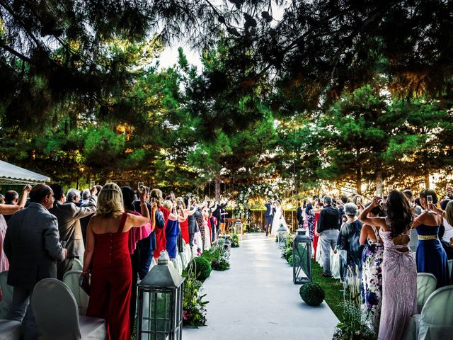 La boda de José B y Maleni en Murcia, Murcia 44