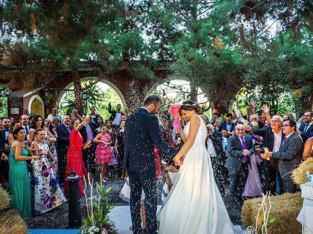 La boda de José B y Maleni en Murcia, Murcia 45