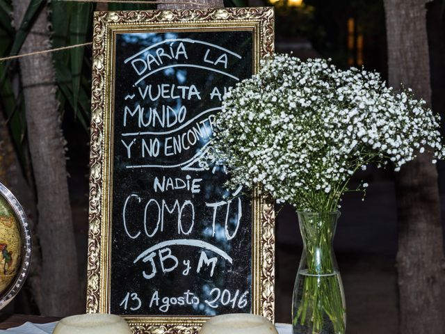 La boda de José B y Maleni en Murcia, Murcia 50