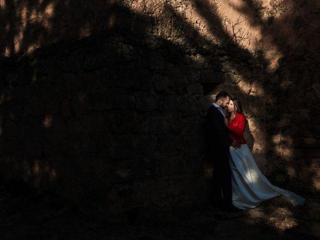 La boda de José B y Maleni en Murcia, Murcia 67