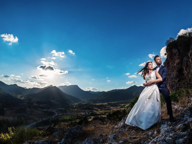 La boda de José B y Maleni en Murcia, Murcia 69