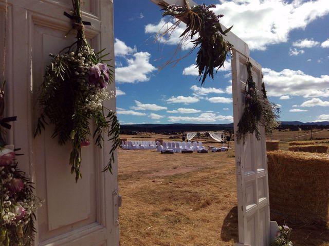La boda de Carlos y Beatriz  en Cantalojas, Guadalajara 16