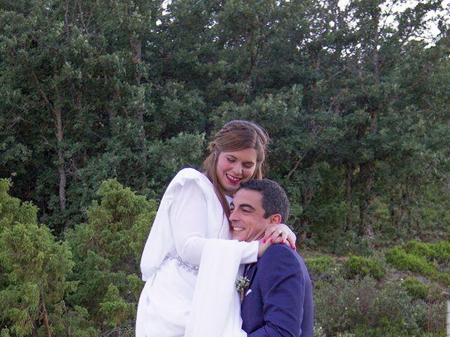 La boda de Carlos y Beatriz  en Cantalojas, Guadalajara 20