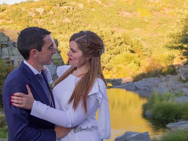 La boda de Carlos y Beatriz  en Cantalojas, Guadalajara 21
