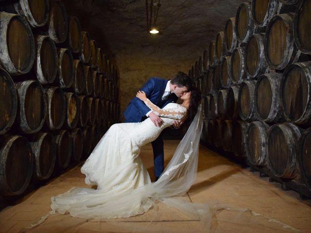 La boda de Sarai y Ismael