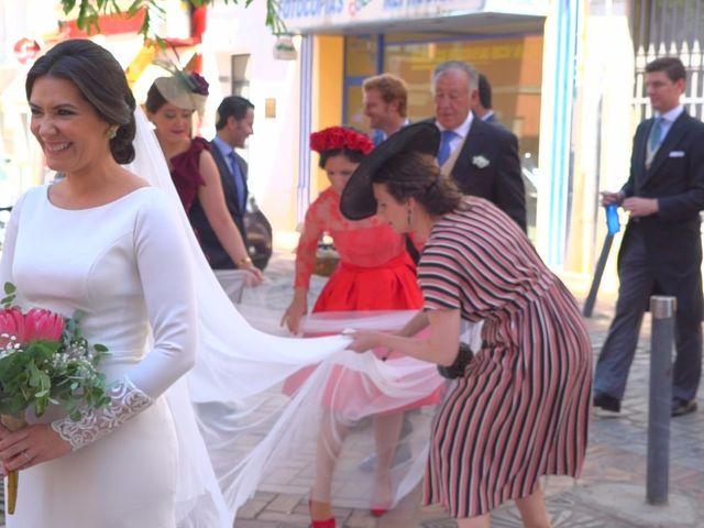 La boda de Alejandro y Isabel en Almendralejo, Badajoz 2