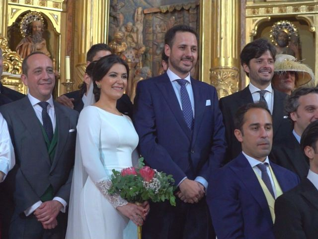 La boda de Alejandro y Isabel en Almendralejo, Badajoz 4