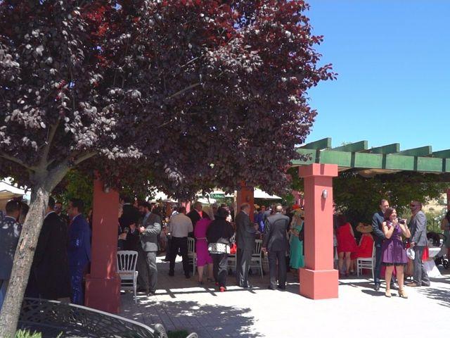 La boda de Alejandro y Isabel en Almendralejo, Badajoz 5