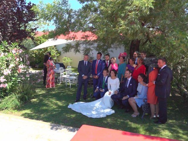 La boda de Alejandro y Isabel en Almendralejo, Badajoz 8