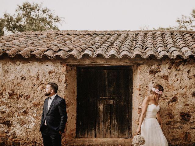 La boda de Ramiro y Lourdes  en Santiponce, Sevilla 17