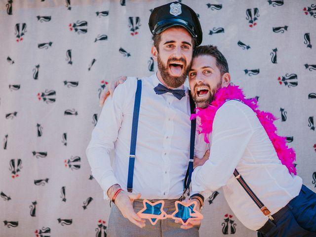 La boda de Ramiro y Lourdes  en Santiponce, Sevilla 30