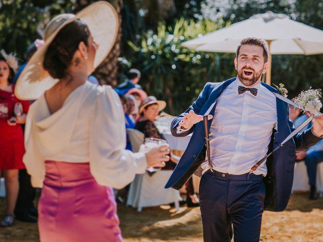 La boda de Ramiro y Lourdes  en Santiponce, Sevilla 38