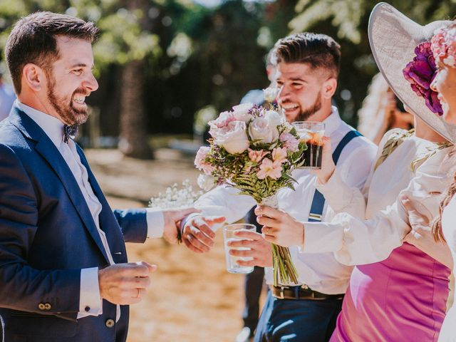 La boda de Ramiro y Lourdes  en Santiponce, Sevilla 41