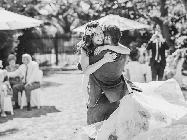 La boda de Ramiro y Lourdes  en Santiponce, Sevilla 43