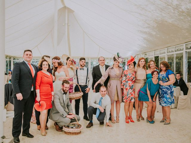 La boda de Ramiro y Lourdes  en Santiponce, Sevilla 48