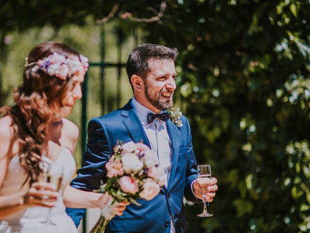 La boda de Ramiro y Lourdes  en Santiponce, Sevilla 63