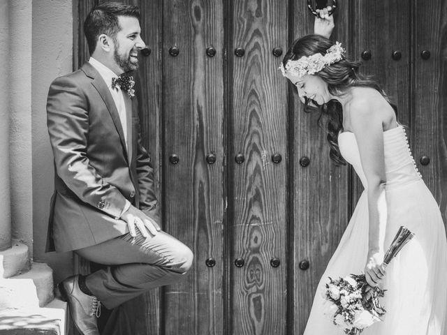 La boda de Ramiro y Lourdes  en Santiponce, Sevilla 64