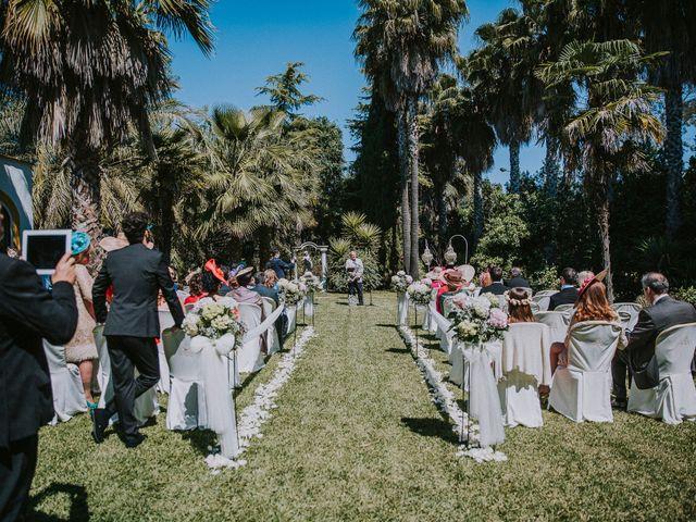 La boda de Ramiro y Lourdes  en Santiponce, Sevilla 19