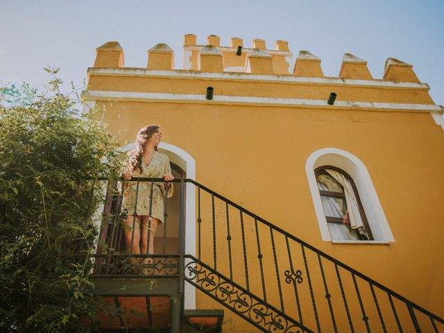 La boda de Ramiro y Lourdes  en Santiponce, Sevilla 71