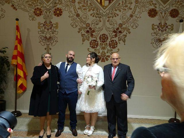 La boda de Albert y Judit en Barcelona, Barcelona 1